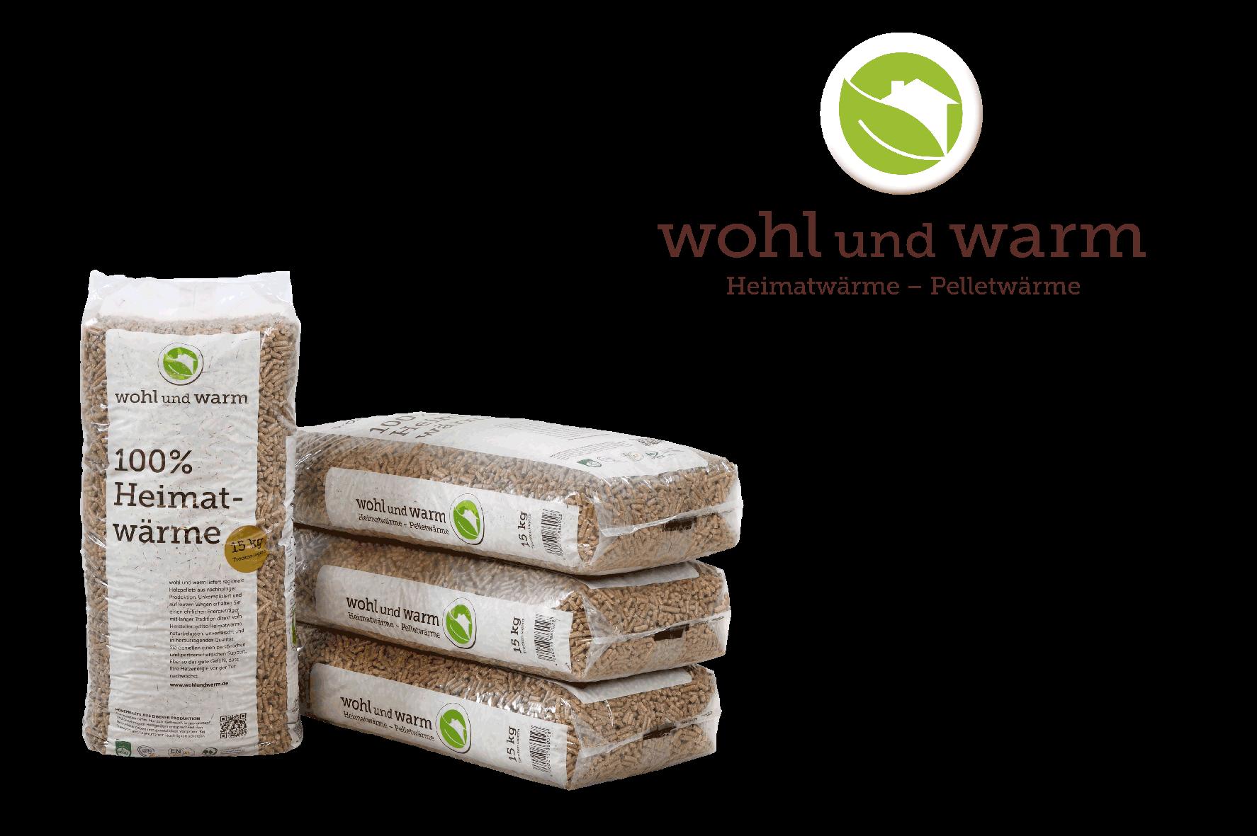 Mohr Onlinehandel Holzpellets 15kg Sack Inklusive Versand